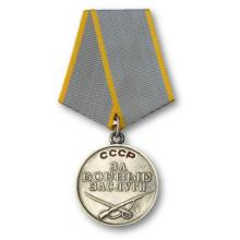Award Medal for Combat Service