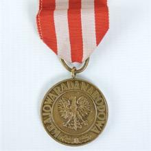 Award Medal of Victory and Freedom
