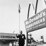 Photo from profile of Ray Kroc