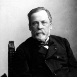 Photo from profile of Louis Pasteur