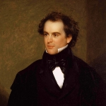 Photo from profile of Nathaniel Hawthorne