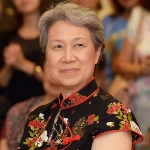 Ho Ching - Wife of Lee Hsien Loong