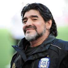 Diego Maradona's Profile Photo