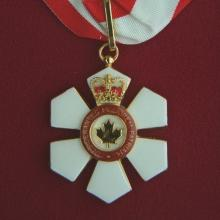 Award Officer of the Order of Canada