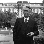 Photo from profile of Roland Barthes