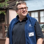 Photo from profile of Reid Hoffman