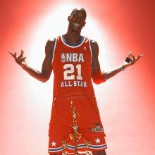 Award NBA All-Star Game Kobe Bryant Most Valuable Player