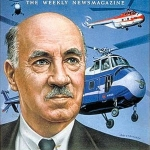 Achievement Igor Sikorsky on Time magazine cover, 1953. of Igor Sikorsky