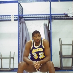 Photo from profile of Magic Johnson
