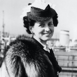 Rose Elizabeth Fitzgerald Kennedy  - Mother of John Kennedy