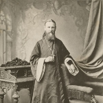 Photo from profile of John of Kronstadt