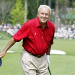 Arnold Palmer - Friend of Jack Nicklaus