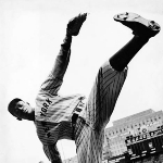 Photo from profile of Satchel Paige