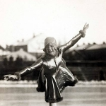 Photo from profile of Sonja Henie