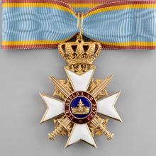 Award House Order of the Wendish Crown