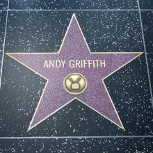 Award Star on the Hollywood Walk of Fame