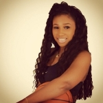 Deiondra Sanders - The first daughter of Deion Sanders