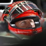 Photo from profile of Michael Schumacher