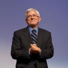 Phil Donahue's Profile Photo