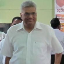 Ranil Wickramasinghe's Profile Photo