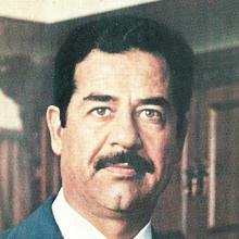 Saddam Hussein's Profile Photo