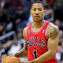 Derrick Martell Rose's Profile Photo