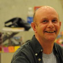 Nick Hornby's Profile Photo