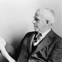 Robert Frost's Profile Photo