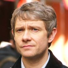 Martin Freeman's Profile Photo
