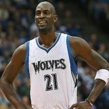 Kevin Garnett's Profile Photo