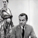 Photo from profile of Bill Blass