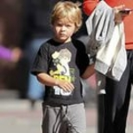 Moses Bruce Anthony Martin - son of Gwyneth Paltrow