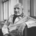 Photo from profile of Robert Heinlein