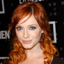 Christina Hendricks's Profile Photo