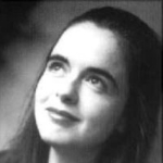 Photo from profile of Amélie Nothomb