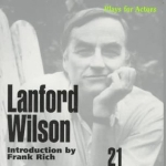 Photo from profile of Lanford Wilson