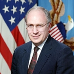 Photo from profile of Richard Cheney