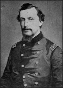 Isaac Wistar in Union Army, position: soldier, officer