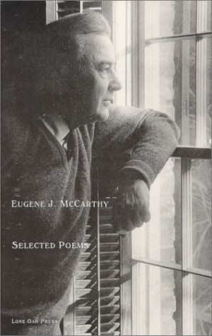 book Eugene J. McCarthy: Selected Poems