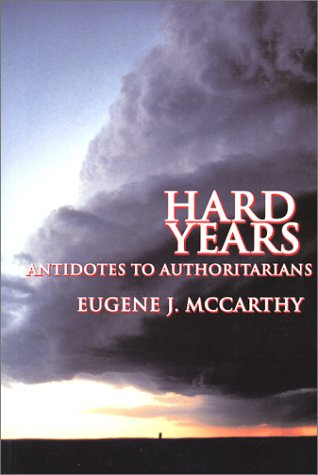 book Hard Years: Antidotes to Authoritarians