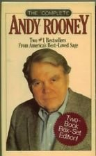 book The Complete Andy Rooney Two-Book Box-Set Edition: A Few Minutes with Andy Rooney \/And More by Andy Rooney