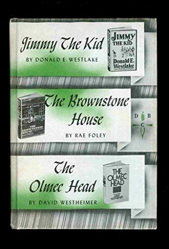 book Jimmy the Kid \/ Brownstone House \/ Olmec Head