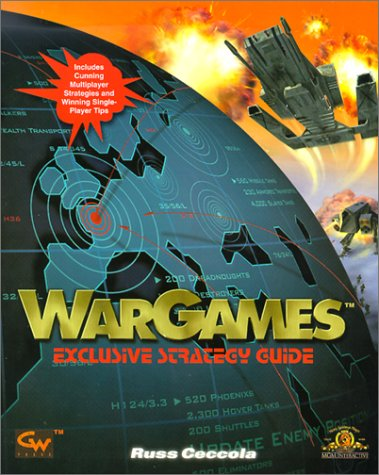 book War Games: Exclusive Strategy Guide