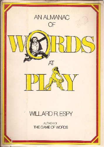 book Almanac of Words at Play 148
