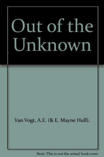 book Out of the Unknown