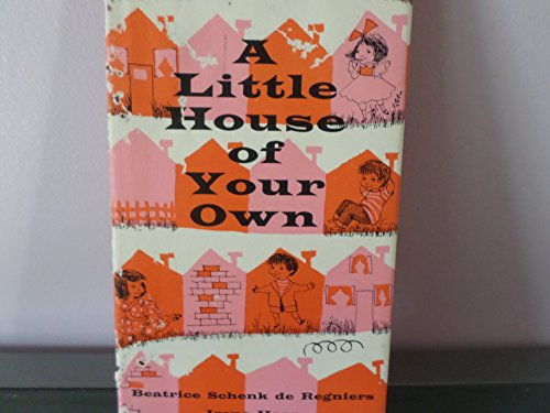 book A LITTLE HOUSE OF YOUR OWN.