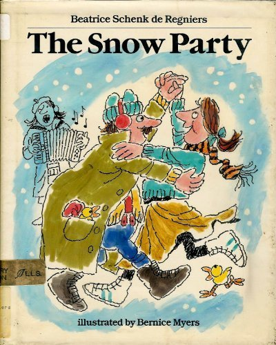book The Snow Party