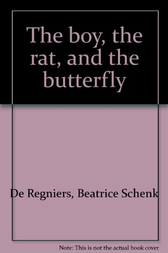 book The boy, the rat, and the butterfly