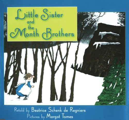 book Little Sister and the Month Brothers