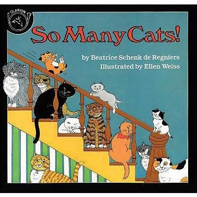 book [(So Many Cats! )] [Author: Beatrice Schenk de Regniers] [Mar-1988]